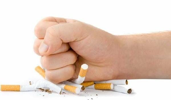 Sigarason ilə siqaret çəkməyə son