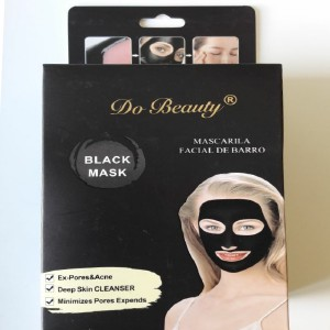 Black mask - qara maska qara noqteler ucun
