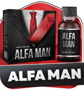 Alfa Man damlasi ile maksimum ehtiras