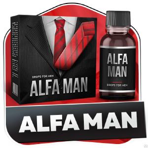 Alfa Man damlası - ehtiras damlasi