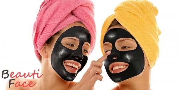 Black mask - Uzdeki lekelere qarsi maskalar