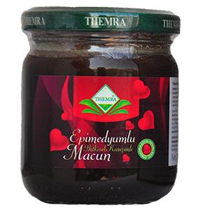 Epimedium macun cinsi guclendirici qida