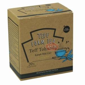 Teff toxumu çayı