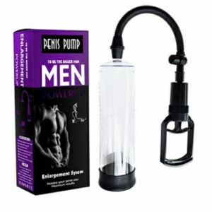 Penis böyüdücü vasite - Men Powerup Penis Pump