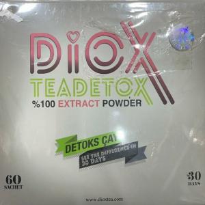Diox tea - Diox cayi Azerbaycanda