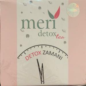 Meri Detox Tea (detox cayi)