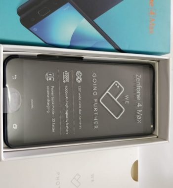 Asus ZenFone 4 Max (ZC554KL) arxa